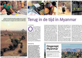 Myanmar-uitgelicht