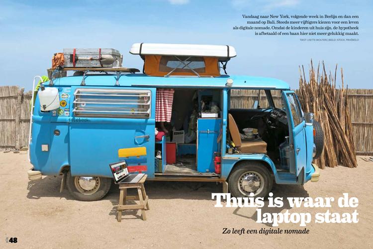 Zin – Zij leven als digitale nomaden